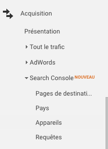 adwords-google-search console