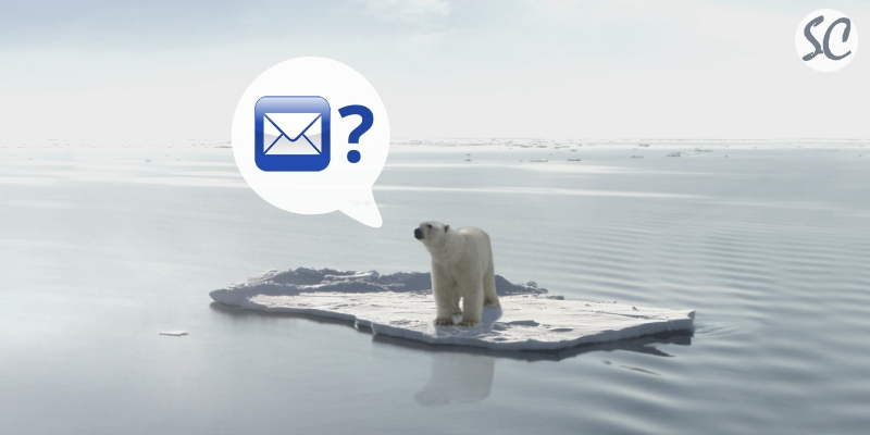 mail de prospection-cold email